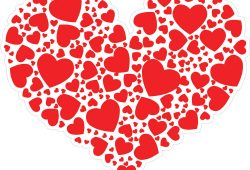 Сердце из сердец, дизайн #06601