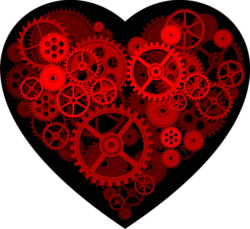 Постеры Любовный механизм, дизайн #05813