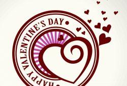 День святого Валентина, дизайн #05814
