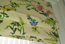 Римские шторы Римские шторы для ванных комнат