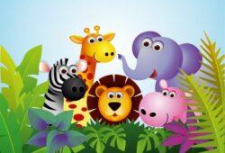 Животные в тропиках