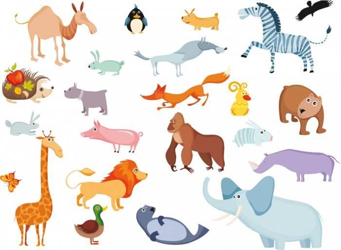 Фотообои под заказ Животные