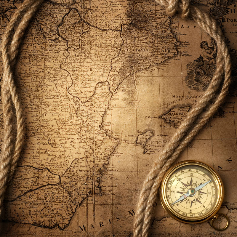old compass wallpaper - photo #15