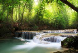 Низкий водопад