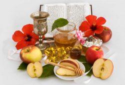 Мед и яблоки