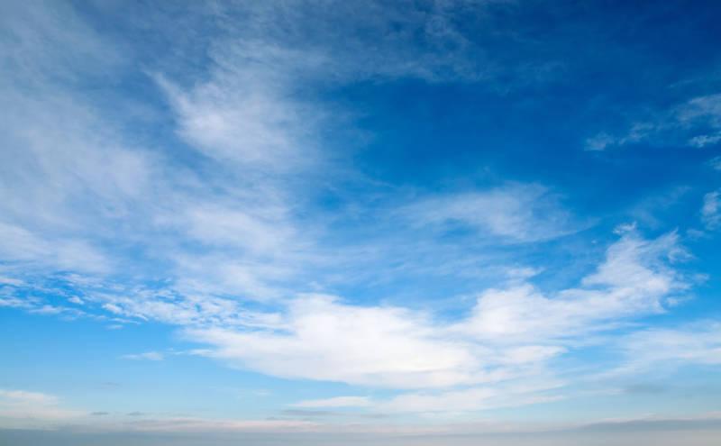 Фотообои под заказ Облака