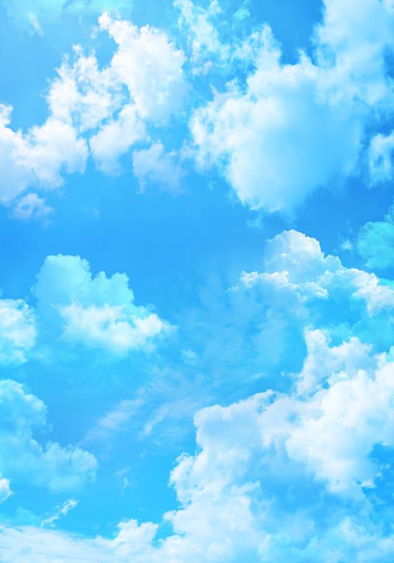 Японские панели Бездонное небо