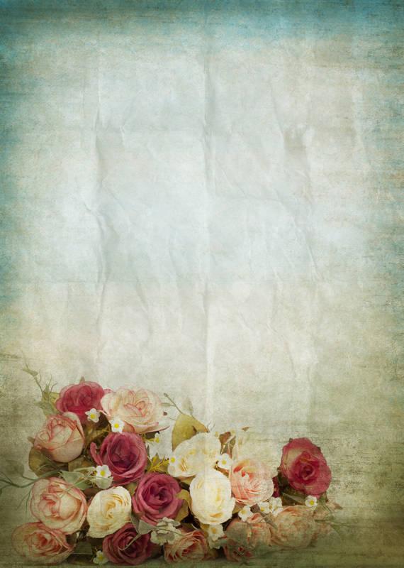 Постеры Букет роз