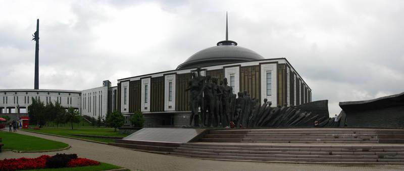 Печать на холсте Музей Великой Отечественной войны
