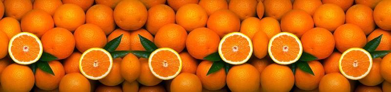Апельсины фотообои