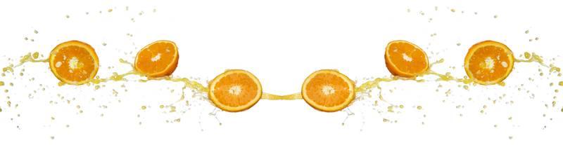 Скинали для кухни Сочный апельсин