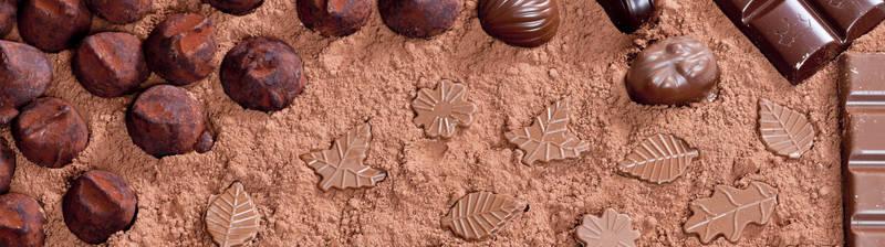 Скинали для кухни Шоколад