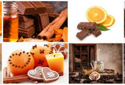 Апельсин, корица и шоколад