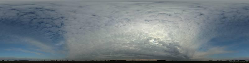 Постеры Небо в облаках