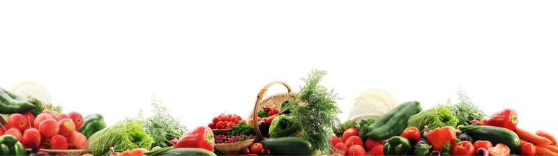 Скинали для кухни Овощи