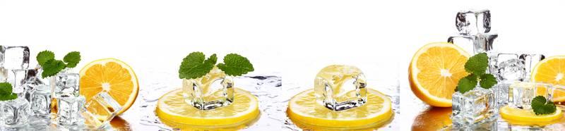 Скинали для кухни Лимон