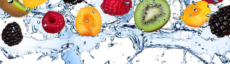 Скинали для кухни Сочные фрукты