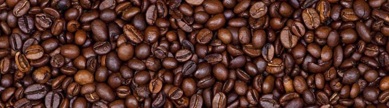 Скинали для кухни Зерна кофе