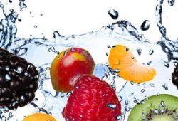 Сочные фрукы