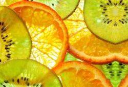 Киви и аппельсины