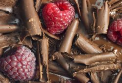 Малина и шоколад