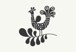 Птица Эдемского сада