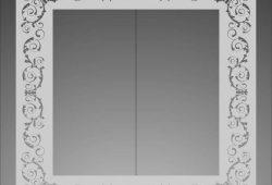 Квадратная рамка