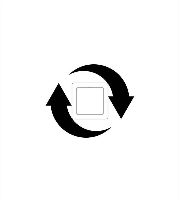 Наклейки Замкнутый круг