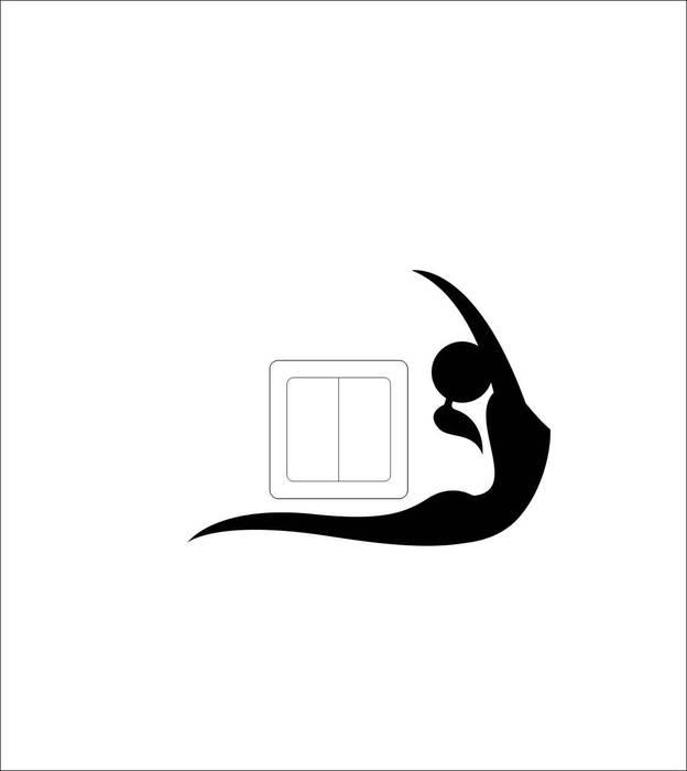 Наклейки Гимнастика