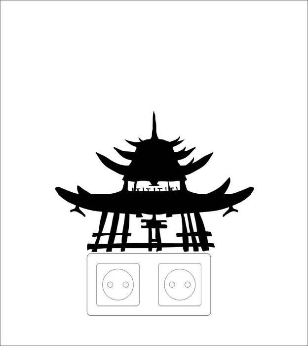 Наклейки Япония