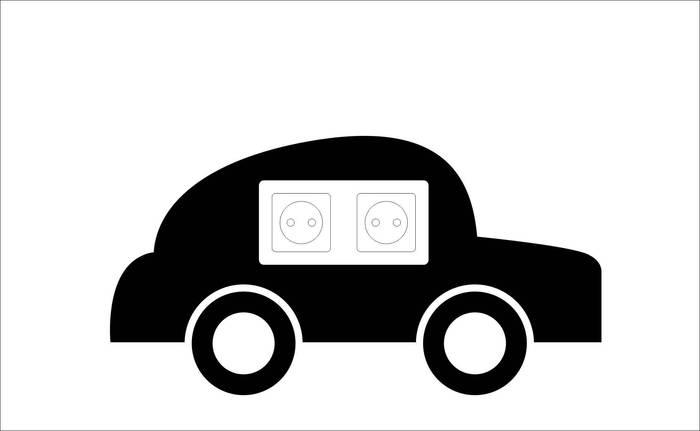 Наклейки Автомобиль