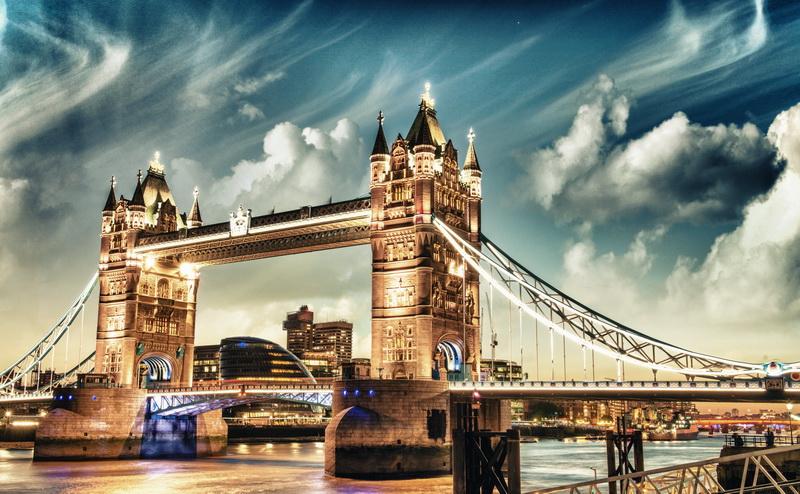 Лондонский мост, дизайн #05819