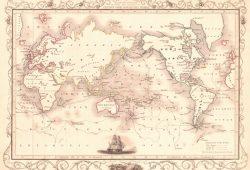 Старая карта, дизайн #05840