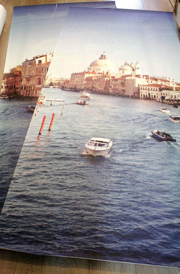 Фотообои под заказ Фотообои Венеция