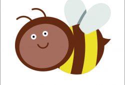 Пчёлка, дизайн #05856