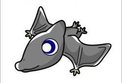 Динозаврик Птеродактиль, дизайн #05861