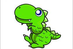Динозаврик  Урхозавр, дизайн #05862