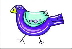 Курица, дизайн #05870