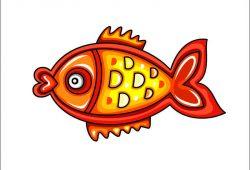 Рыбка, дизайн #05873