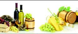 Вино с фруктами, дизайн #05899