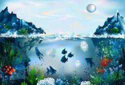 Водный мир, дизайн #05924