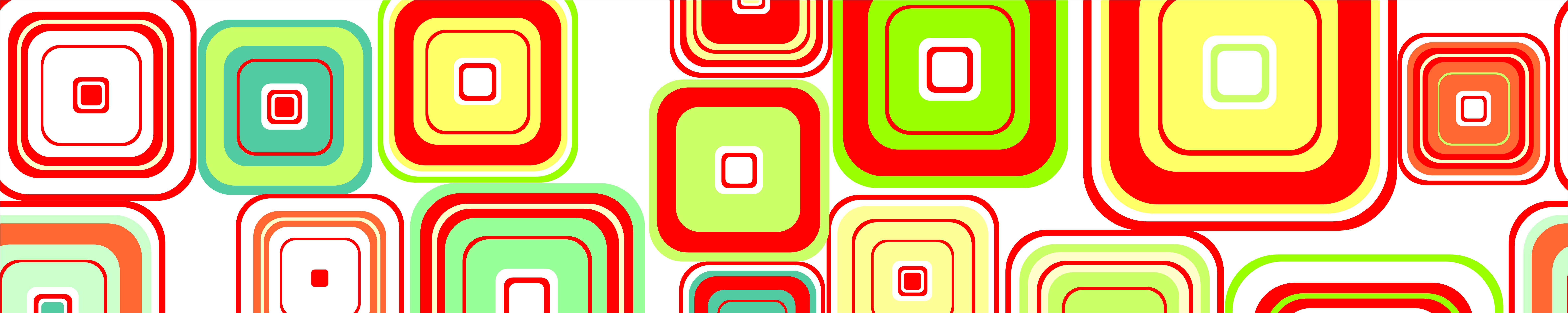 Яркие квадраты, дизайн #05934