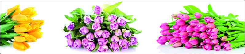 Букеты из тюльпанов, дизайн #05993