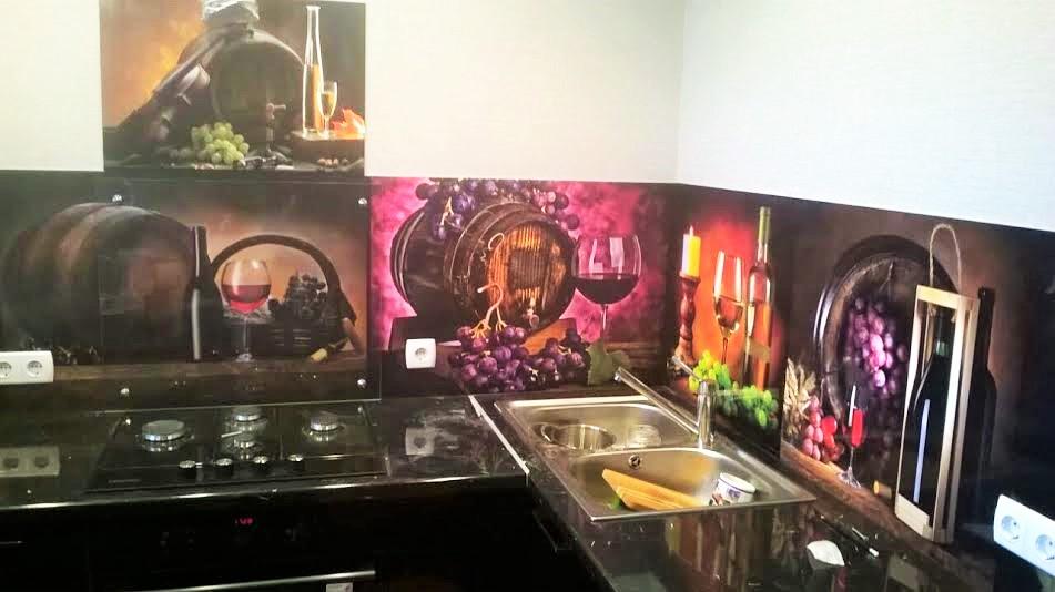 Скинали для кухни 26