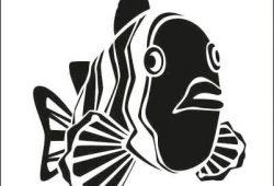 Рыба, дизайн #05949