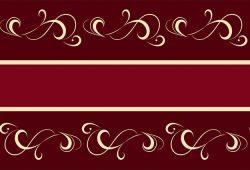 Орнамент боковой, дизайн #06015