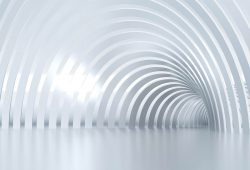 Белые арки, дизайн #06042