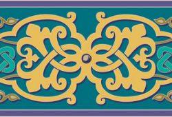 Этническая вязь, дизайн #06064