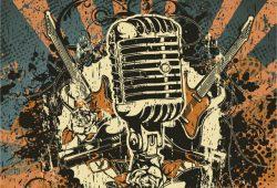 Микрофон, дизайн #06089