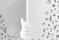 Гитара, дизайн #06090